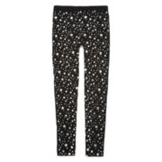 Capelli of New York Star-Print Leggings - Girls 7-14