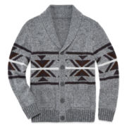 Arizona Shawl Collar Cardigan - Boys 8-20
