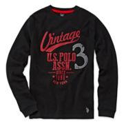U.S. Polo Assn.® Long-Sleeve Thermal Shirt- Boys 8-18
