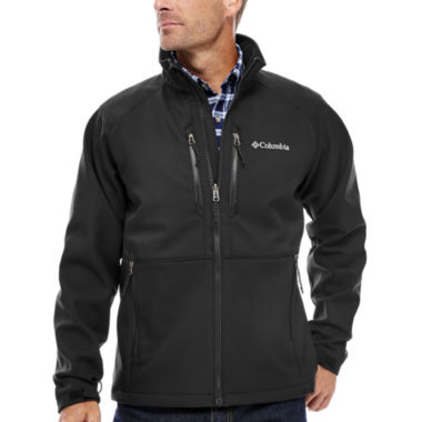 jcpenney.com | Columbia® Get A Grip™ Midweight Softshell Jacket