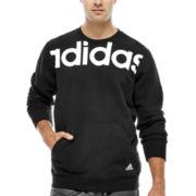 adidas® Essentials Crewneck Sweatshirt