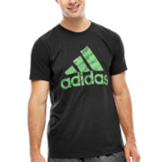 adidas® Adiflage Short-Sleeve Graphic Tee