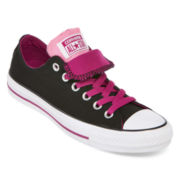 Converse® Chuck Taylor All Star Womens Double Tongued Sneakers