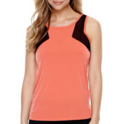 Worthington® Angled Tank Top - Tall