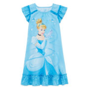 Disney Collection Cinderella Nightgown - Girls 2-10