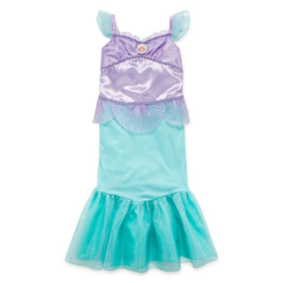 Disney Collection Ariel Costume - Girls 2-8