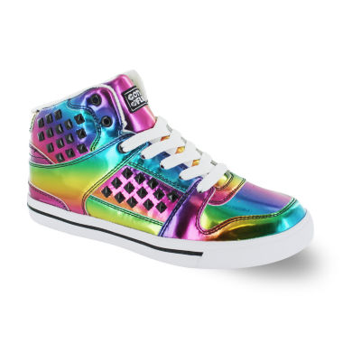 jcpenney.com | Gotta Flurt Hip Hop HD II Multi Studded Sneakers