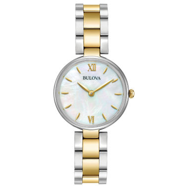 jcpenney.com | Bulova Womens Two Tone Bracelet Watch-98l226