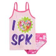 Shopkins 2-pc. Cami Set - Girls 4-10