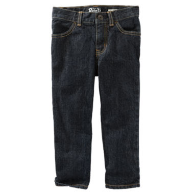 jcpenney.com | OshKosh B'gosh® Straight-Fit Blue Jeans - Preschool Boys 4-7