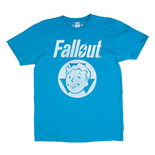 Short-Sleeve Fallout Emblem Tee