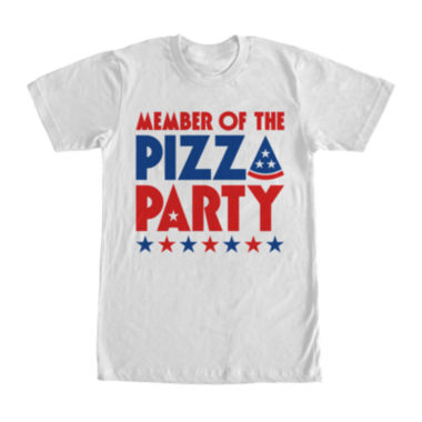 jcpenney.com | Pizza Party Short-Sleeve Tee