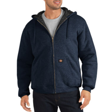 jcpenney.com | Dickies® Heavyweight Quilted Fleece Hoodie - Big & Tall