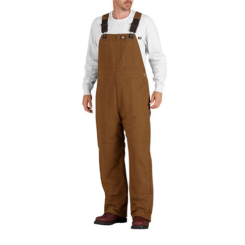 Dickies® Men's Heavyweight Sanded Duck Bib Overalls