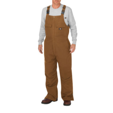 jcpenney.com | Dickies® Midweight Sanded Stretch Duck Bib Overalls - Big & Tall