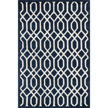 jcpenney.com | Loloi Lattice Hand Tufted Rectangle Rug