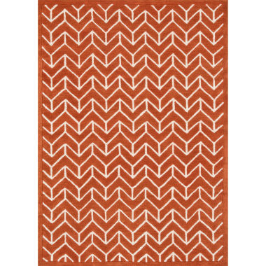 jcpenney.com | Loloi Chevron Hand Tufted Rectangle Rug