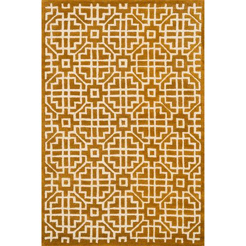 Loloi Geometric Wool Rectangular Rug