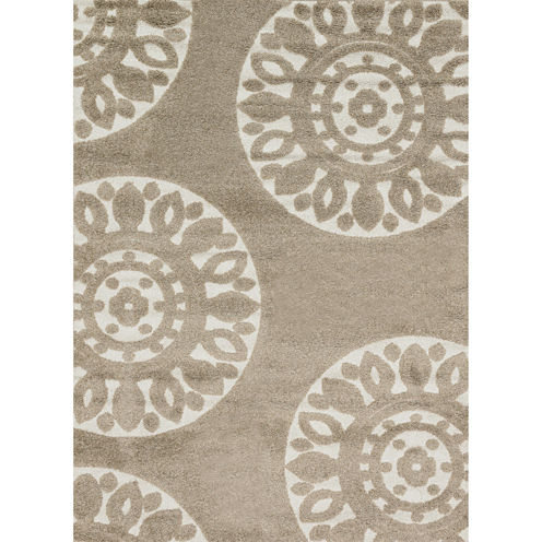 Loloi Medallion Rectangular Rug