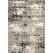 Loloi Distressed Rectangular Rug