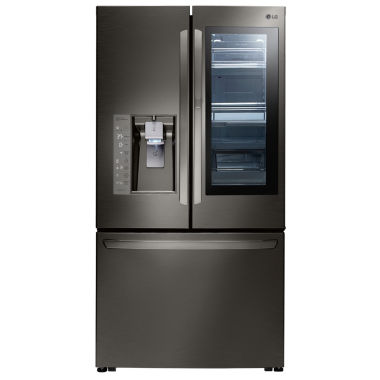 jcpenney.com | LG 23.5 cu. ft. InstaView ™ Door-in-Door ® Refrigerator