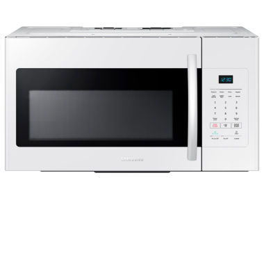 jcpenney.com | Samsung 1.6 Cu. Ft. Over-the-Range Microwave Oven