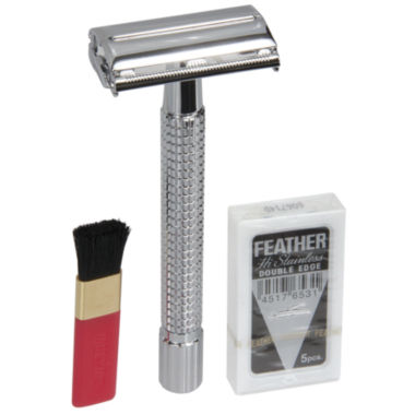 jcpenney.com | Naturally by Kingsley Safety Razor Box