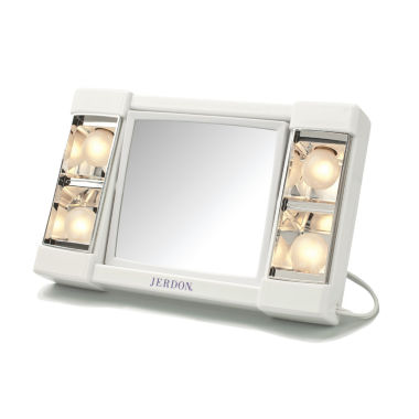 jcpenney.com | Jerdon 3X Magnification Makeup Mirror