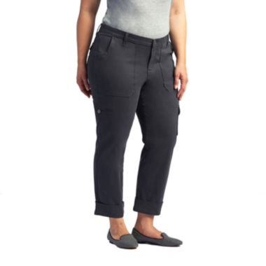 jcpenney.com | Lee Modern Fit Cargo Pants Plus