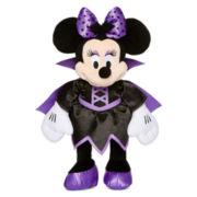 Disney Collection Small Minnie Vampire Plush