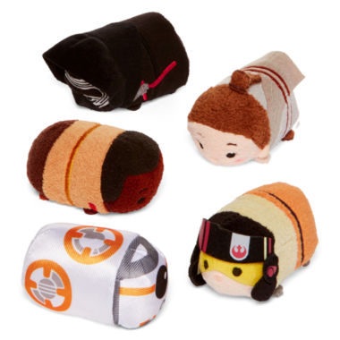 jcpenney.com | Disney Collection Mini Star Wars The Force Awakens Tsum Tsum Plush