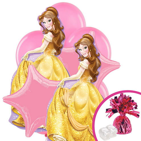 Disney Beauty And The Beast Party Pack