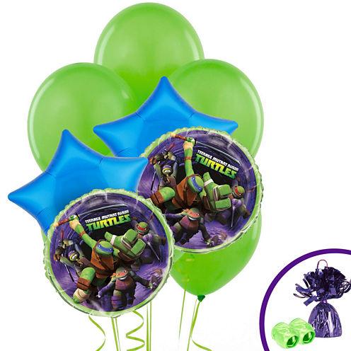 Nickelodeon Teenage Mutant Ninja Turtles Balloon Bouquet