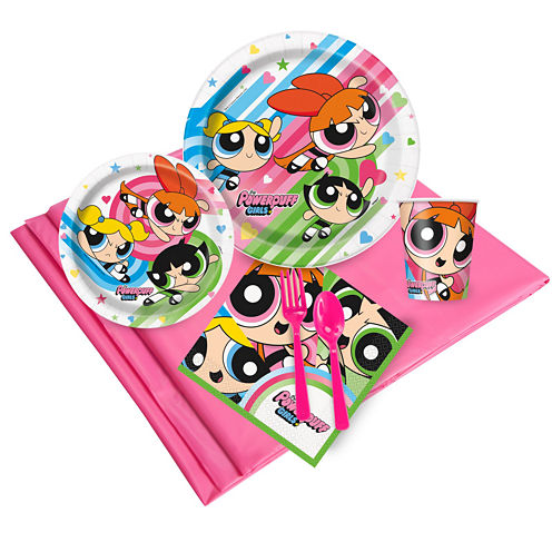 Power Puff Girls 24 Guest Party Pack