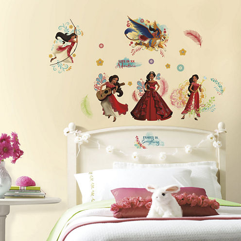 Princess Elena Wall Decals