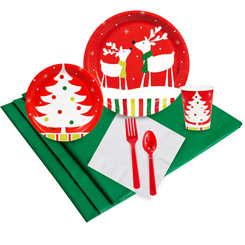 Reindeer Christmas Party Pack