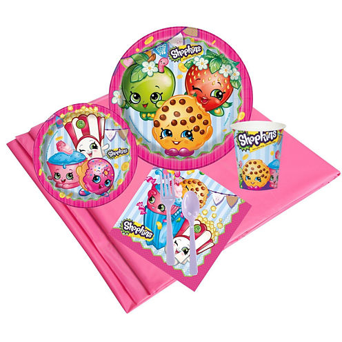 Shopkins 16 Guest Party Pack