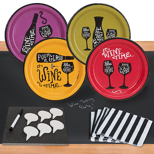 Wine Time Party Pack