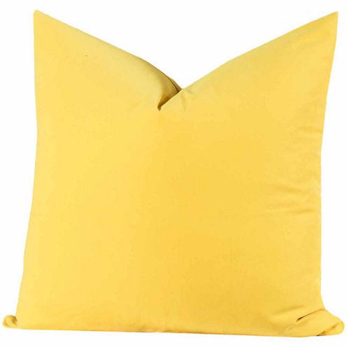 Crayola Laser Lemon Throw Pillow
