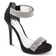 I. Miller Fancy Ankle-Strap High Heel Sandal