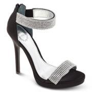 I. Miller Fancy Ankle-Strap High Heel Sandal