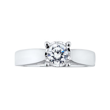 jcpenney.com | TruMiracle® 1 CT. T.W. Diamond Engagement Ring