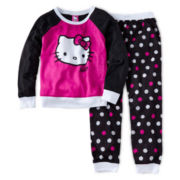 Hello Kitty® 2-pc. Long-Sleeve Pajama Set - Girls 6-14