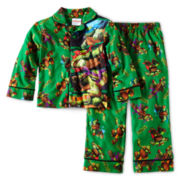 Teenage Mutant Ninja Turtles 2-pc. Pajama Set - Boys 4-10