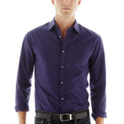 JF J. Ferrar® Long-Sleeve Woven Shirt