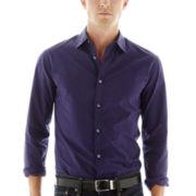 JF J. Ferrar® Long-Sleeve Woven Shirt