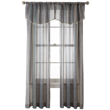 jcpenney.com | Royal Velvet® Corsica Window Treatments