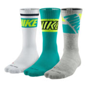 Nike® 3-pk. Dri-FIT Crew Socks – Big & Tall