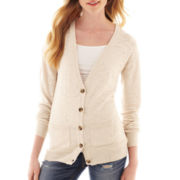 Arizona Long-Sleeve Boyfriend Cardigan