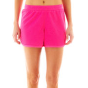 Xersion™ Tricot Shorts - Petite